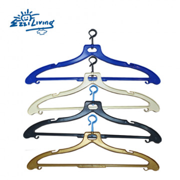 EZ Clip-on hangers -UV protected plastic (6s)
