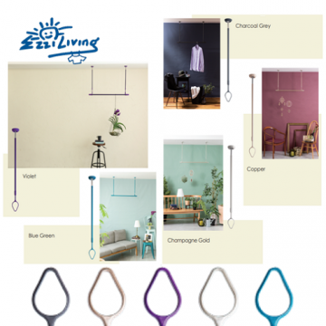 EZ Dry-Wave Color Life (Designer Series)