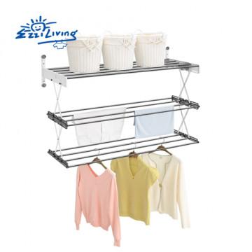 EZ 3 Level Drying Rack (wall)